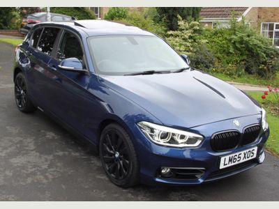 BMW 1 Series Hatchback 2.0 120d Sport (s/s) 5dr