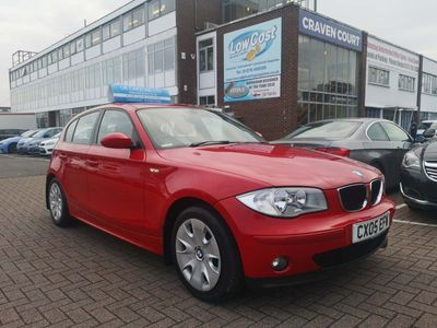 BMW 1 Series Hatchback 2.0 118i 5dr