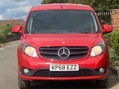 Mercedes-Benz Citan Panel Van 1.5 111 CDi L2 EU5 5dr