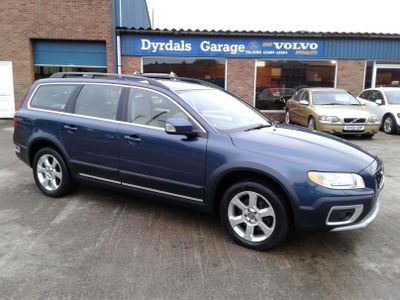 Volvo XC70 Estate 2.4 D5 SE Lux Geartronic 5dr