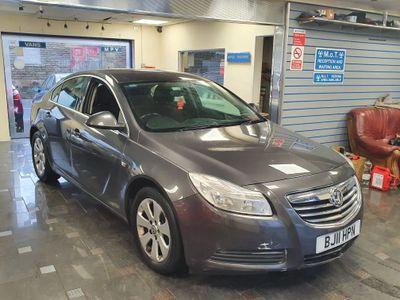 Vauxhall Insignia Hatchback 2.0 CDTi ecoFLEX Exclusiv 5dr
