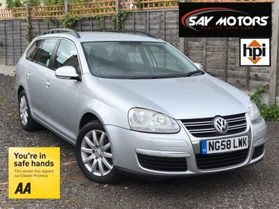Volkswagen Golf Estate 1.9 TDI SE 5dr