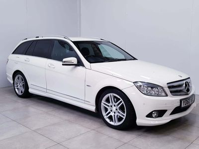 Mercedes-Benz C Class Estate 2.1 C220 CDI BlueEFFICIENCY Sport 5dr