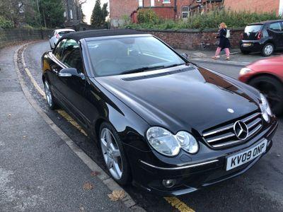 Mercedes-Benz CLK Convertible 1.8 CLK200 Kompressor Sport Cabriolet 2dr