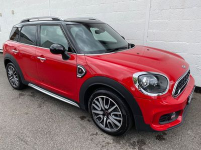 MINI Countryman SUV 2.0 Cooper S Steptronic (s/s) 5dr