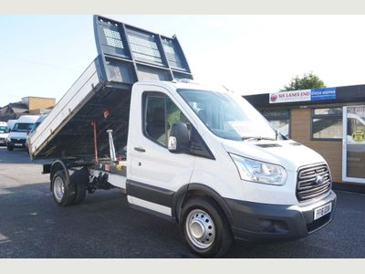Ford Transit Tipper 2.2 TDCi 350 1-Way Tipper RWD L2 2dr