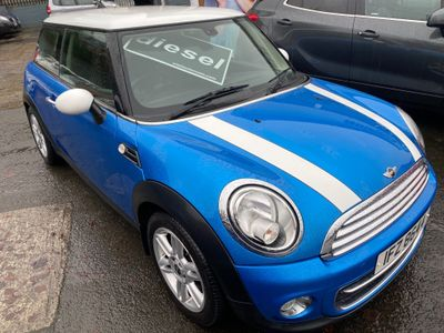 MINI Hatch Hatchback 1.6 Cooper D Pimlico 3dr