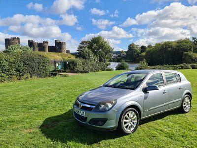 Vauxhall Astra Hatchback 1.7 CDTi 16v Elite 5dr
