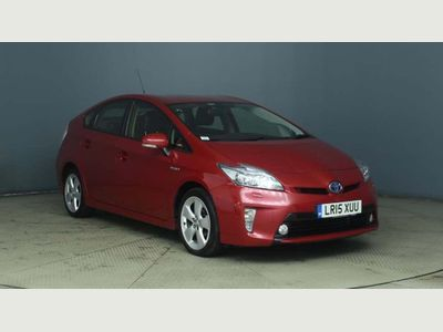 Toyota Prius Hatchback 1.8 VVT-h T Spirit CVT 5dr (Leather)