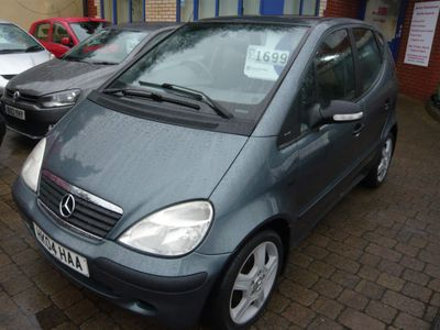 Mercedes-Benz A Class Hatchback 1.7 A170 CDI Piccadilly SWB Hatchback 5dr