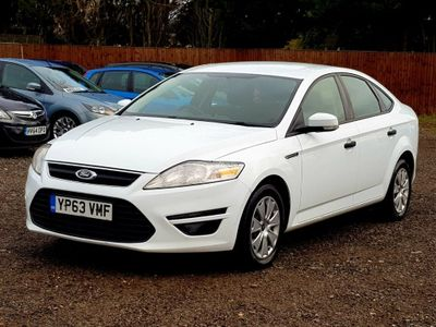Ford Mondeo Hatchback 2.0 TDCi Edge Powershift 5dr
