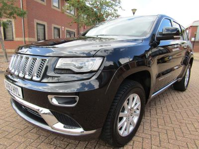 Jeep Grand Cherokee SUV 3.0 V6 CRD SUMMIT AUTO 4X4 5 DR