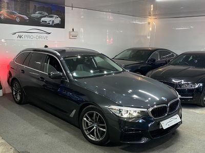 BMW 5 Series Estate 2.0 520d MHT SE Touring Auto (s/s) 5dr