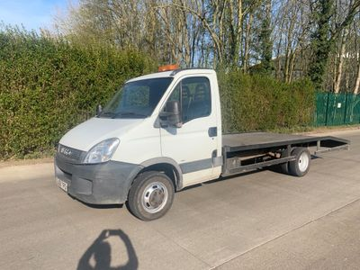 Iveco Unlisted Vehicle Transporter 35C15 C/C 3450 MWB