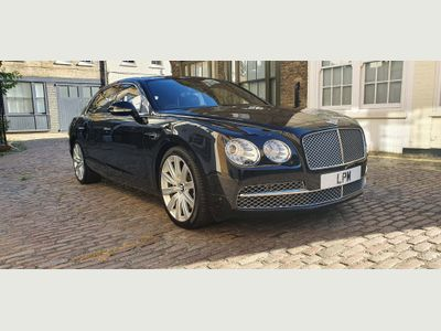 Bentley Flying Spur Saloon 6.0 W12 Auto 4WD 4dr (EU5)
