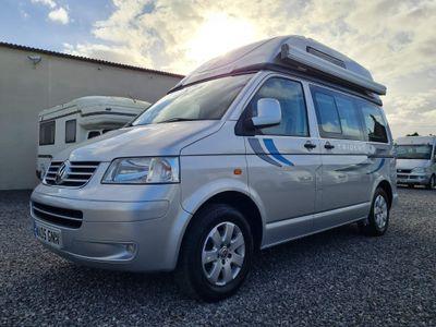 Auto-Sleepers Trident Campervan Volkswagen transporter 1.9 tdi a/c