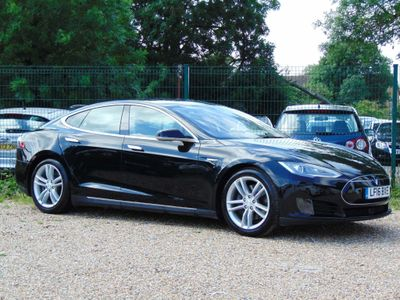 Tesla Model S Saloon E 70D 5dr