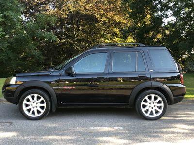 Land Rover Freelander SUV 2.0 TD4 Sport Premium 5dr