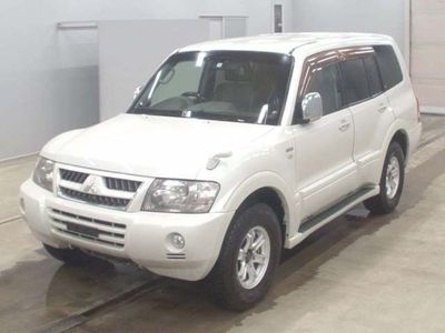 Mitsubishi Pajero SUV EXCEED 7 SEAT AUTO PETROL SUPPERB COND