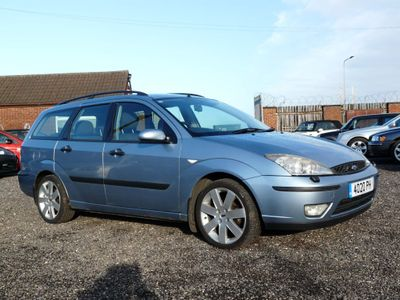 Ford Focus Estate 2.0 i 16v Zetec 5dr