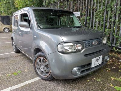 Nissan Cube Hatchback 1.5 AUTOMATIC LOW MILEAGE NEW SHAPE