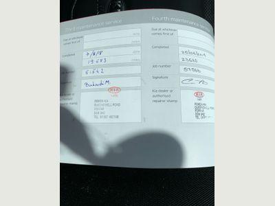 Kia Venga MPV 1.4 CRDi 2 5dr EU5