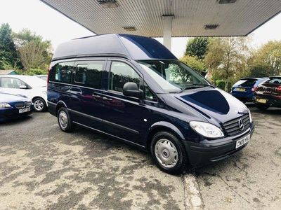 MERCEDES-BENZ VITO Other 2.1 115CDI Dualiner Long High Roof 3 5dr (6 Seats)