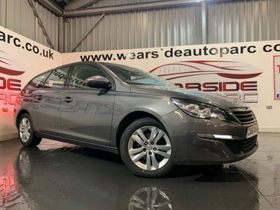 Peugeot 308 SW Estate 1.6 BlueHDi Active EAT6 (s/s) 5dr
