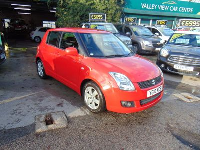 Suzuki Swift Hatchback 1.3 GLX 5dr