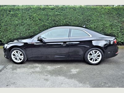Audi A5 Coupe 1.4 TFSI Sport S Tronic (s/s) 2dr