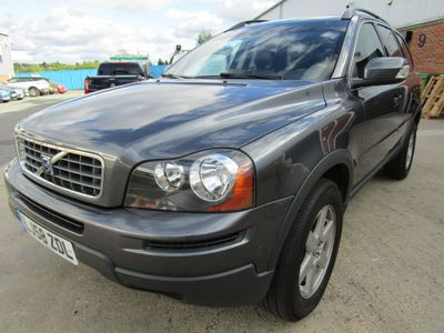 Volvo XC90 SUV 2.4 D5 SE LUX GEARTRONIC AWD 7 SEATER