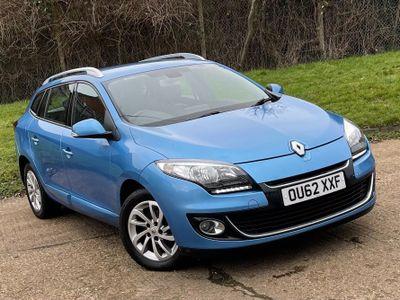 Renault Megane Estate 1.5 dCi Dynamique Tom Tom EDC 5dr (Tom Tom)
