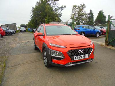 Hyundai Kona SUV 1.0 T-GDi Premium (s/s) 5dr