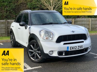 MINI Countryman SUV 2.0 Cooper SD ALL4 5dr