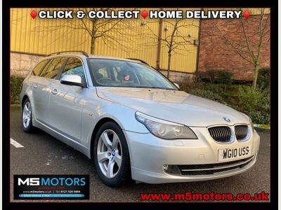 BMW 5 Series Estate 3.0 525d SE (Professional pack) Touring 5dr