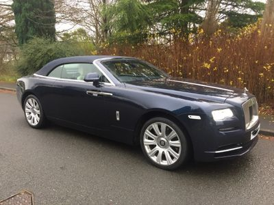 Rolls-Royce Dawn Convertible 6.6 V12 Auto 2dr