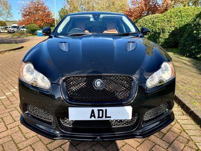 Jaguar XF Saloon 5.0 V8 Supercharged XFR 4dr