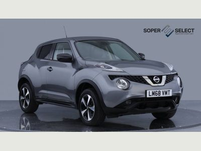 Nissan Juke SUV 1.5 dCi Bose Personal Edition (s/s) 5dr