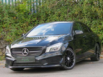 Mercedes-Benz CLA Class Coupe 1.6 CLA180 Sport 7G-DCT 4dr
