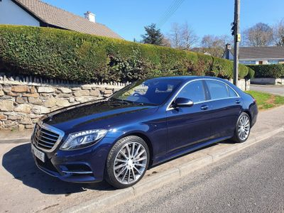 Mercedes-Benz S Class Saloon 4.7 S500L AMG Line (Executive) 7G-Tronic Plus 4dr