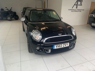MINI Hatch Hatchback 1.6 Cooper S London 12 3dr