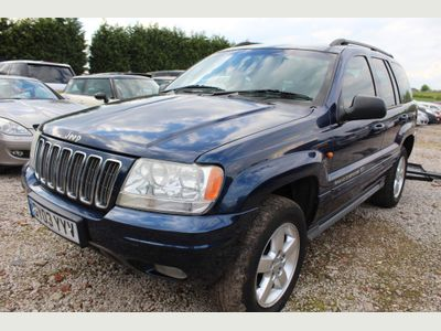 Jeep Grand Cherokee SUV 2.7 CRD Overland 4WD 5dr