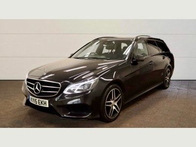 Mercedes-Benz E Class Estate 2.1 E220 CDI BlueTEC AMG Night Edition (Premium) 7G-Tronic Plus 5dr