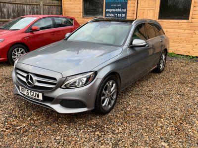 Mercedes-Benz C Class Estate 2.1 C250d Sport (Premium) 7G-Tronic+ (s/s) 5dr