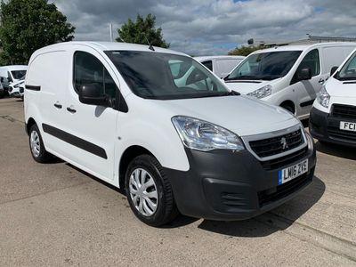Peugeot Partner Panel Van 1.6 BlueHDi (Eu6) Professional L1 854 5dr