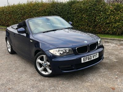 BMW 1 Series Convertible 2.0 118i Sport Auto 2dr