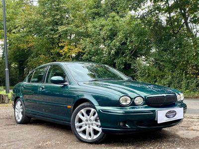 Jaguar X-Type Saloon 2.1 V6 Sport 4dr