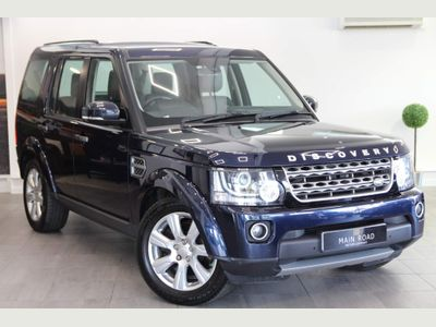 Land Rover Discovery 4 SUV 3.0 SD V6 XS Auto 4WD 5dr