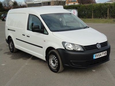 Volkswagen Caddy Maxi Other 1.6 TDI BlueMotion Tech C20 Maxi Startline Panel Van 5dr