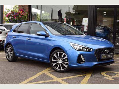 Hyundai i30 Hatchback 1.4 T-GDi Blue Drive Premium SE (s/s) 5dr
